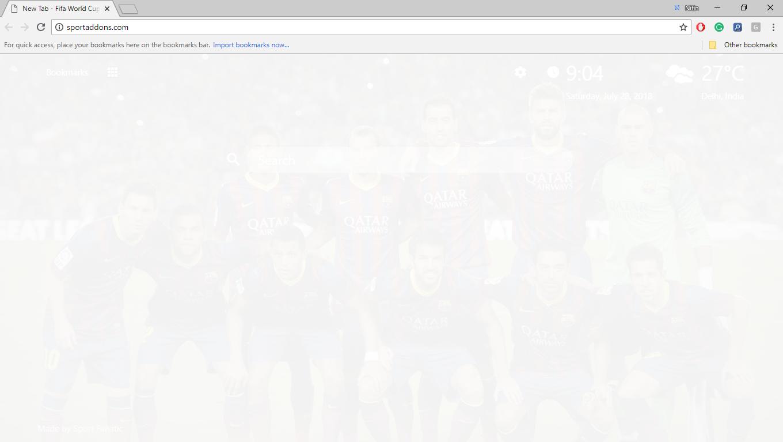 How to remove Sportaddons.com