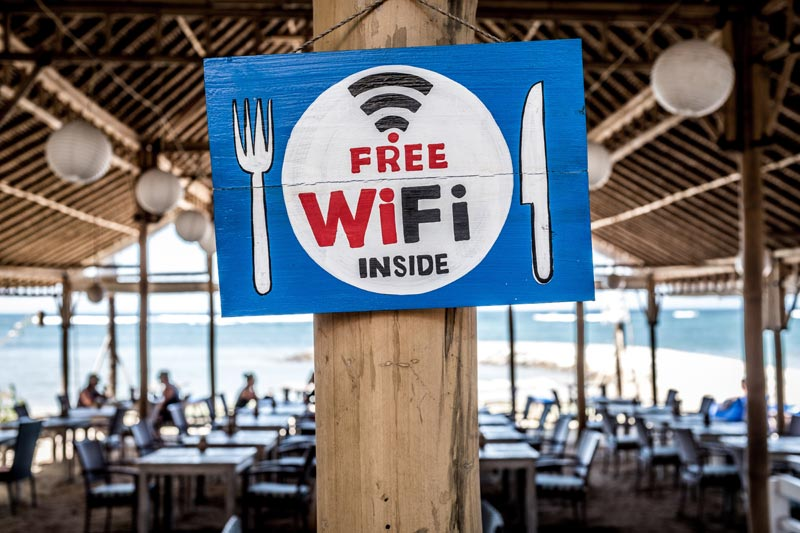 Use Secure Wi-Fi - How to Stay Safe Online