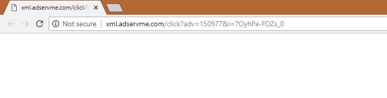 how to remove Adservme.com Redirect