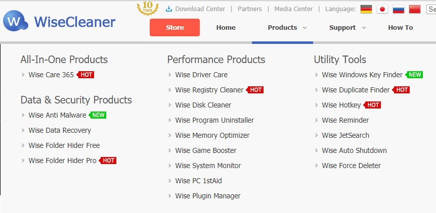 Are WiseCleaner Products Safe
