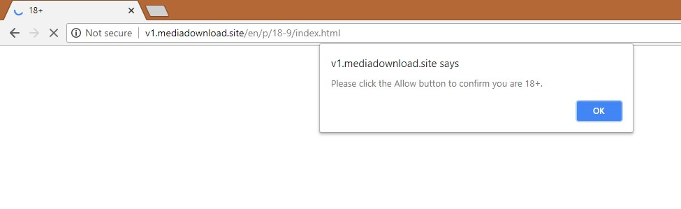 How to remove Mediadownload.site Pop-up