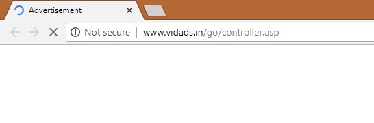 How to remove Vidads.in
