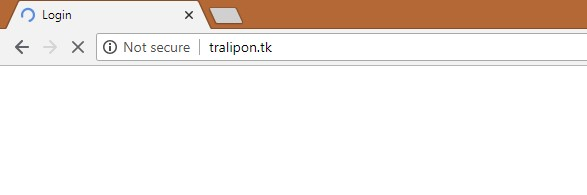 How to remove Trailpon.tk Redirect