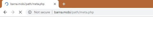 How to remove Barna.mobi Redirect