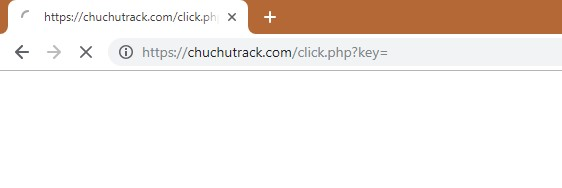 How to remove Chuchutrack.com Redirect