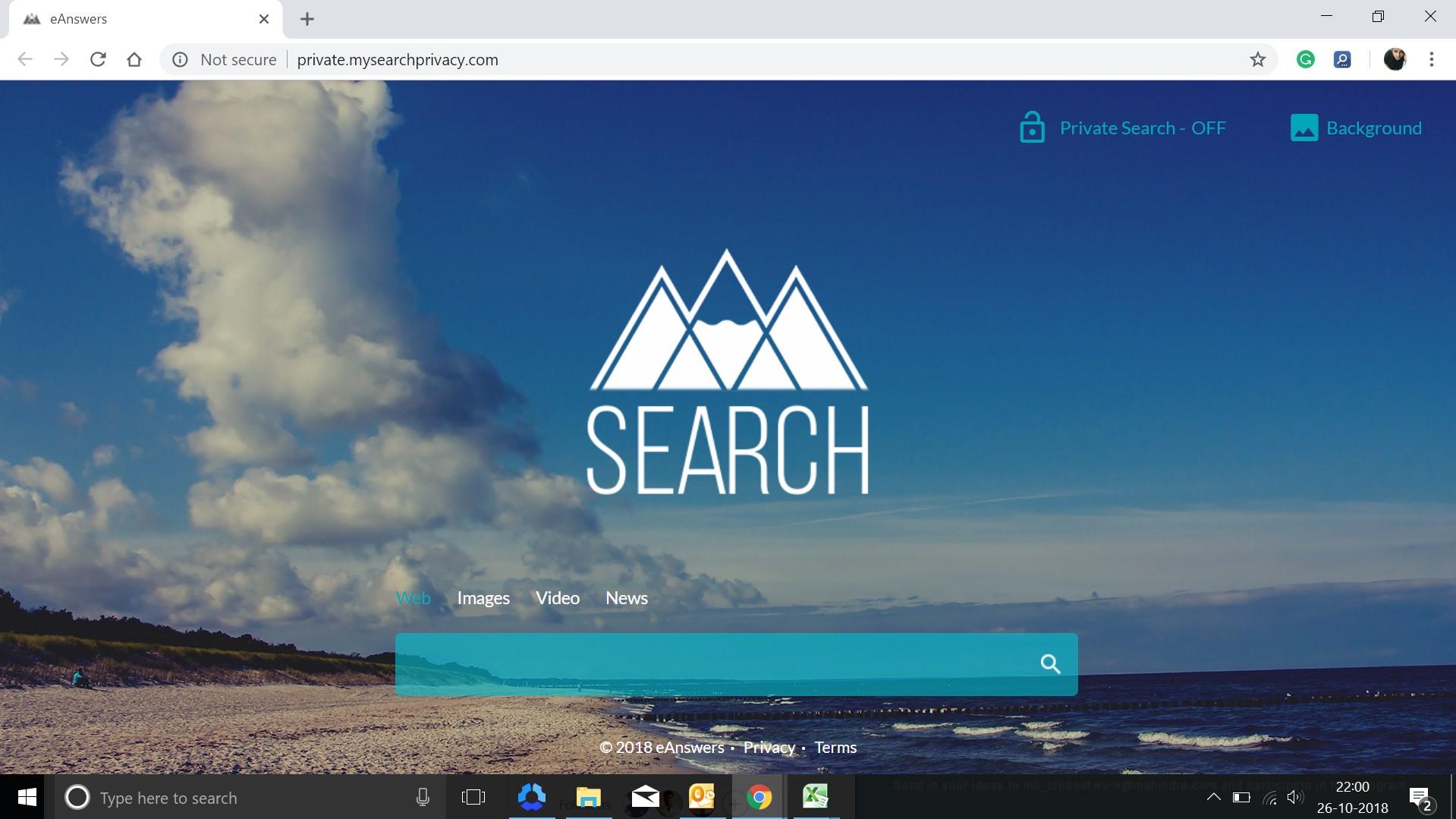 How to remove Private.mysearchprivacy.com Hijacker