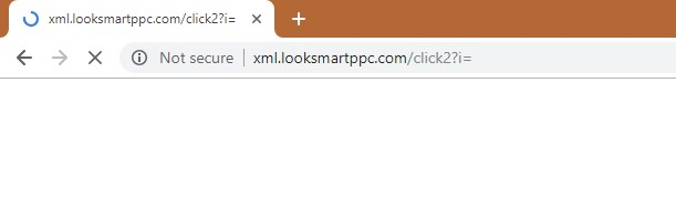How to remove Xml.looksmartppc.com Redirect