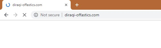 How to remove Diraqi-offastics.com Hijacker