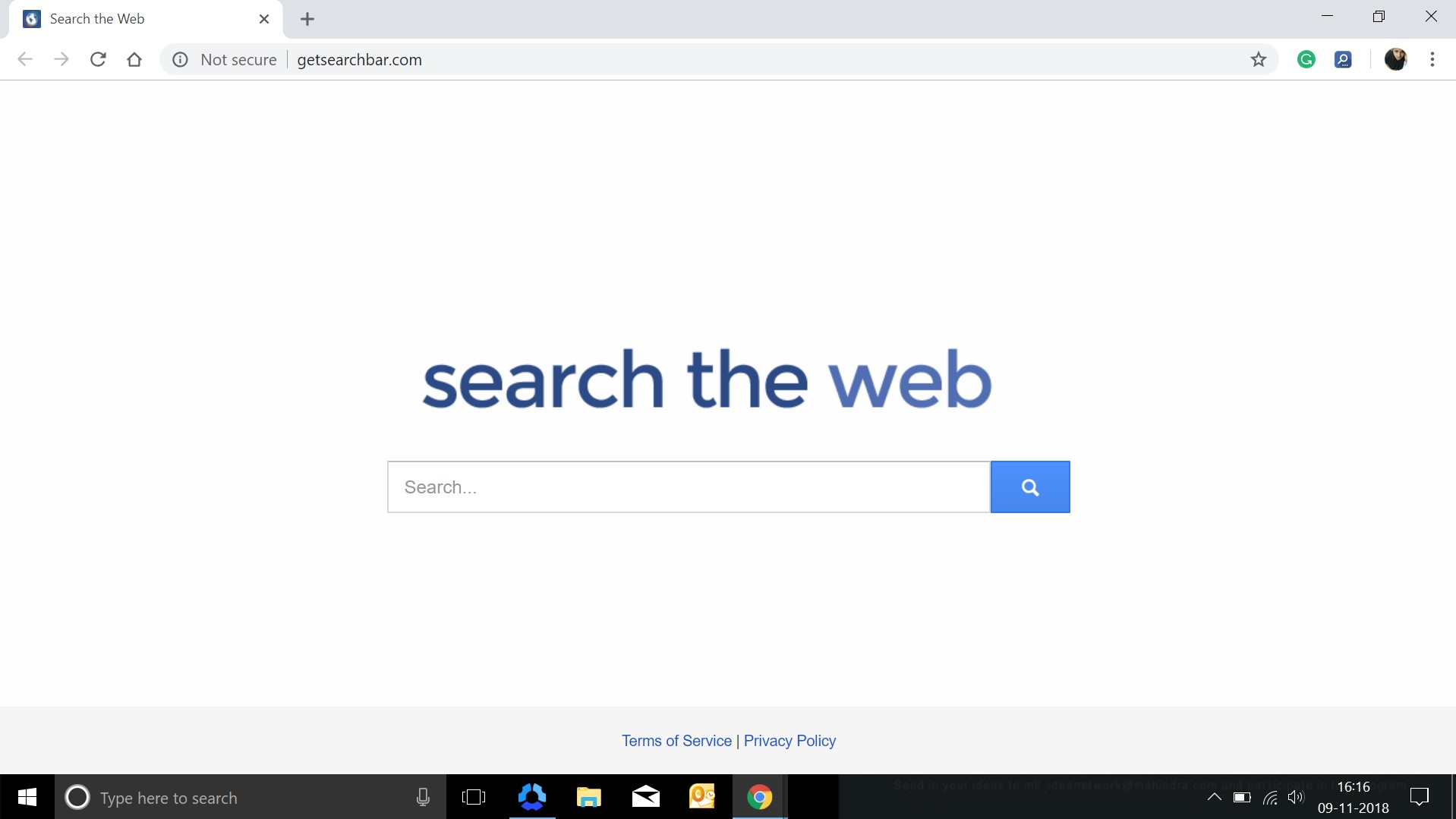 How to remove Getsearchbar.com Hijacker