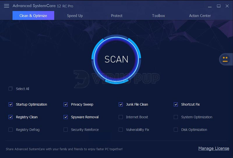 Advanced SystemCare Pro - Best System Maintenance Tools 2019