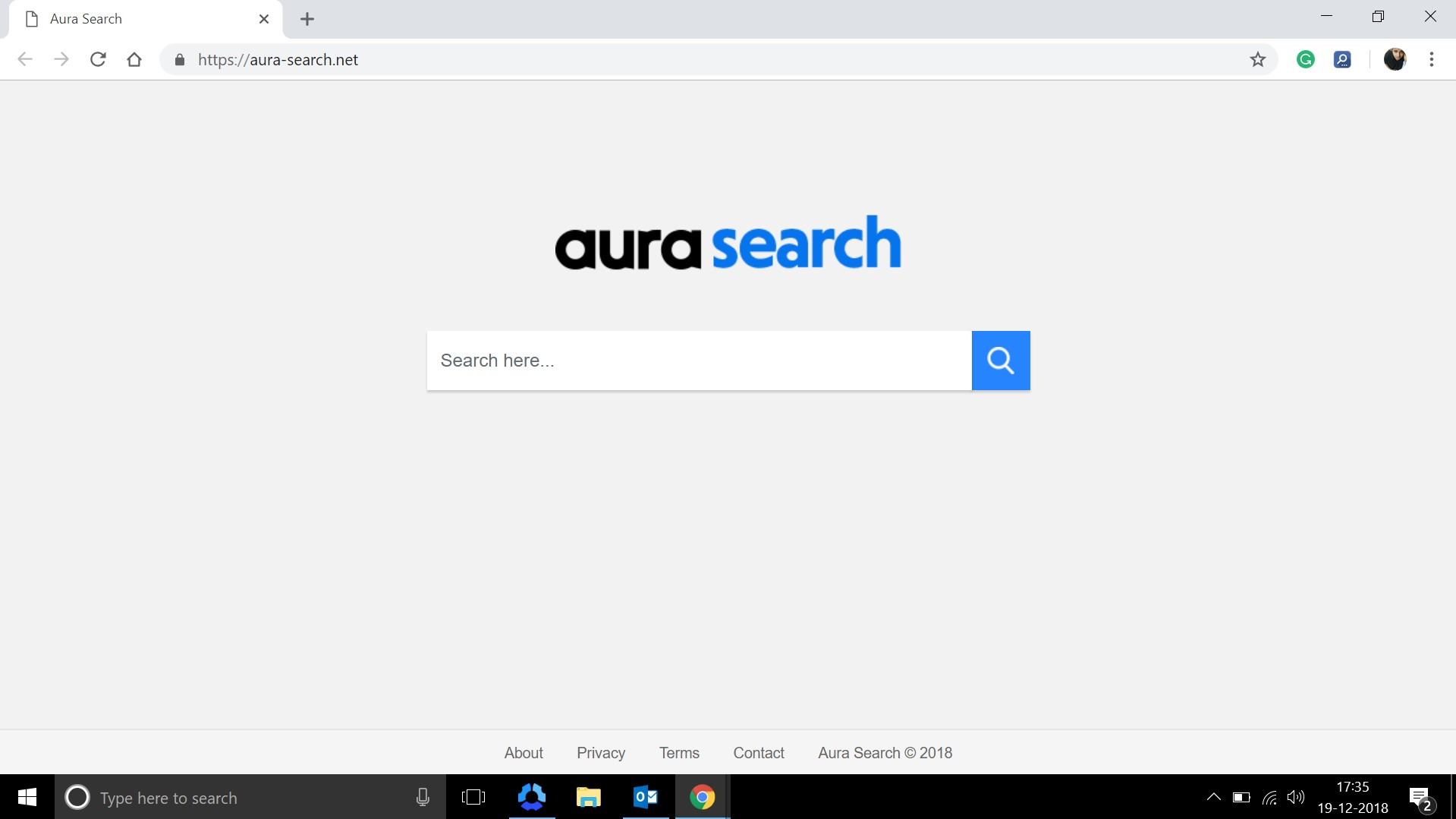 How to remove Aura-search.net Hijacker