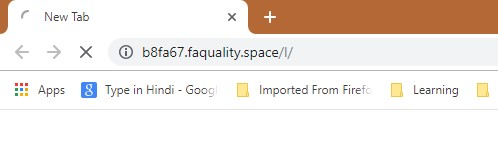 How to Remove Faquality.space Redirect