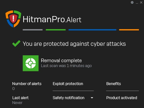 HitmanPro.Alert - Top Antimalware 2019