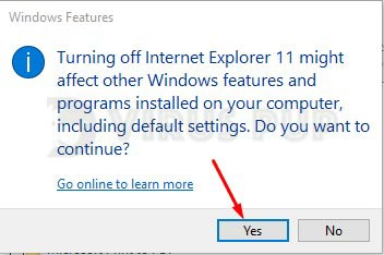 IE Stopped Working Solution-7 Step-4