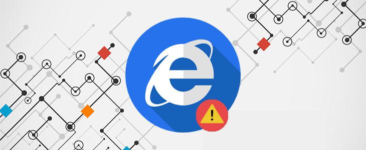 Internet Explorer Won't Open Solution
