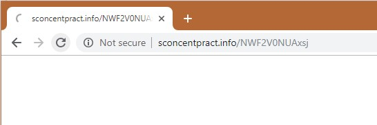 How to Remove Sconcentpract.info Redirect