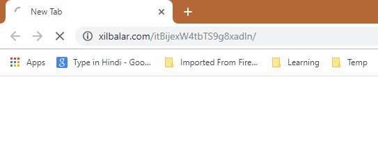 How to Remove Xilbalar.com Redirect