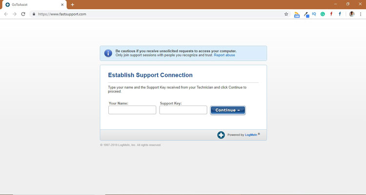 How to Remove FastSupport Scam