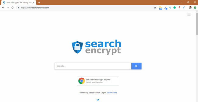 Search Encrypt Virus Removal