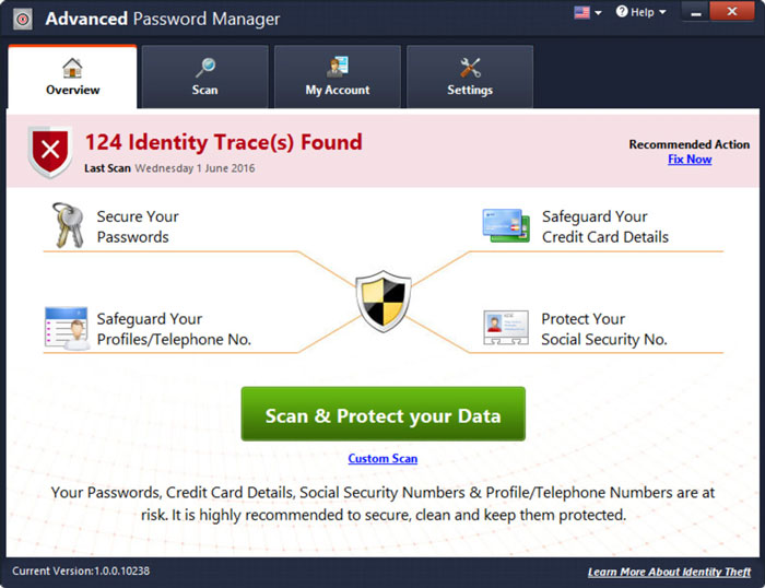 Advanced Password Manager Removal Guide
