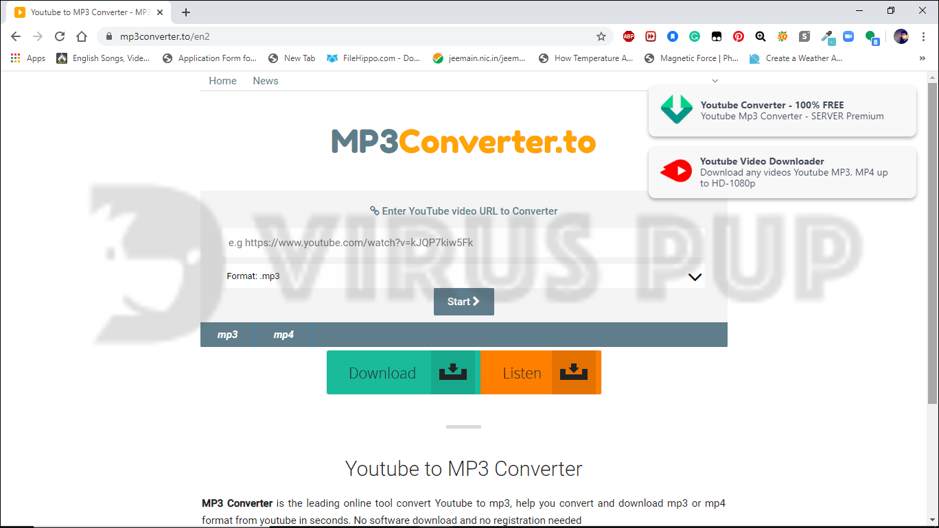 Mp3converter