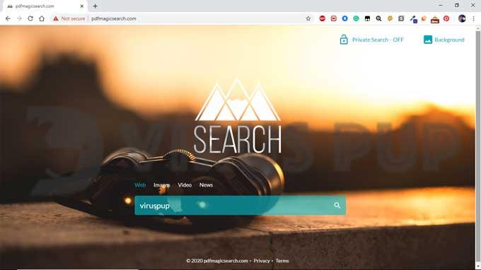 PDF Magic Search