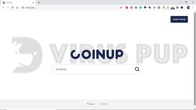 Coinup.org
