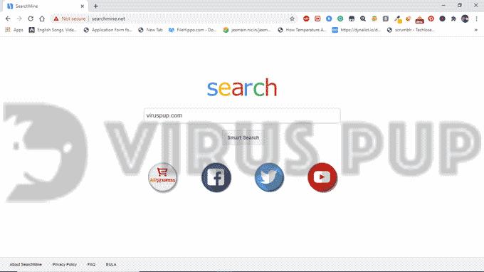 Remove Searchmine.net