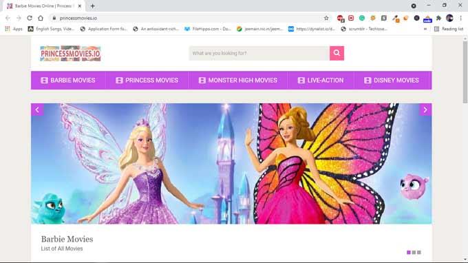 Princessmovies.org